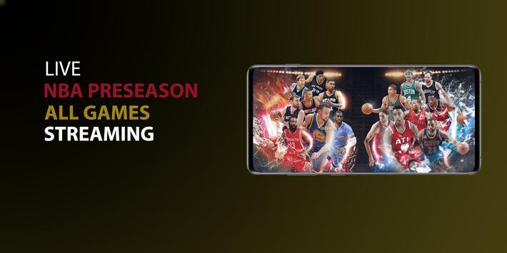 NBA Live Streaming Free - Basketball TV screenshot 1