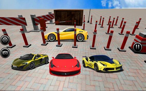 Smart Car Parking: Legend of Car Parking screenshot 4