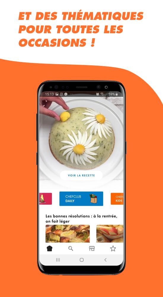 Chefclub App