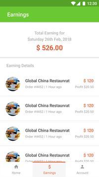 Chefme Delivery screenshot 2
