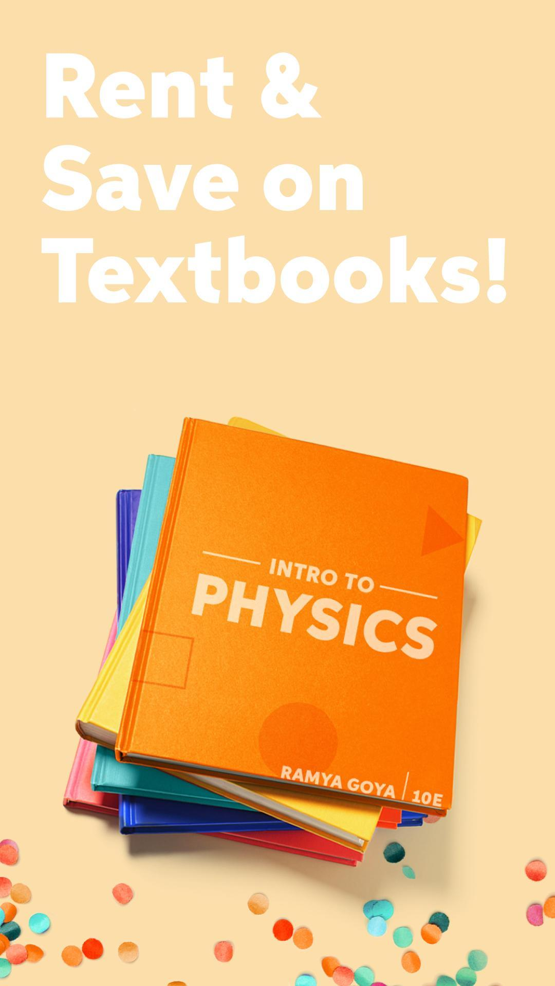 Chegg Books for Android - APK Download