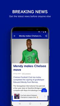 Chelsea FC screenshot 2