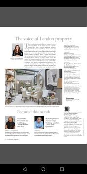 London Magazine, London's Property Magazine screenshot 2
