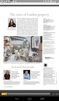 London Magazine, London's Property Magazine screenshot 7