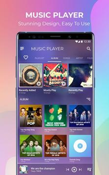 HIP Music Player: Free Mp3 Player - Audio Beats screenshot 1