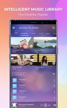 HIP Music Player: Free Mp3 Player - Audio Beats screenshot 2