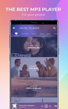 HIP Music Player: Free Mp3 Player - Audio Beats screenshot 5