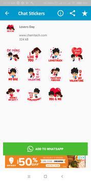Chat Stickers screenshot 3