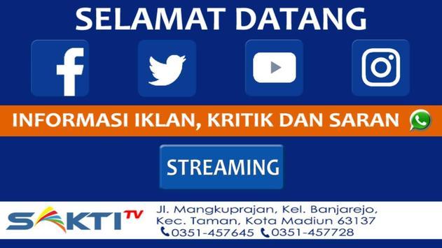 Sakti TV Streaming poster