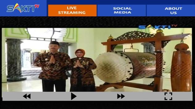 Sakti TV Streaming screenshot 1