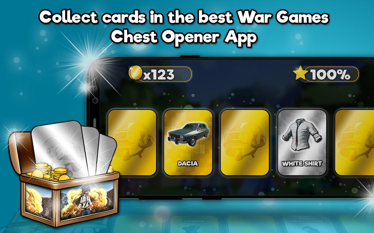 Pack Opener: PUBG Pocket Collection for Android - APK Download