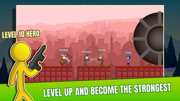 Stick Fight Online: Multiplayer Stickman Battle screenshot 16