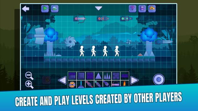 Stick Fight Online: Multiplayer Stickman Battle screenshot 3