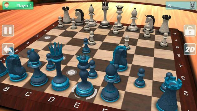 Chess Master 3D Free screenshot 8