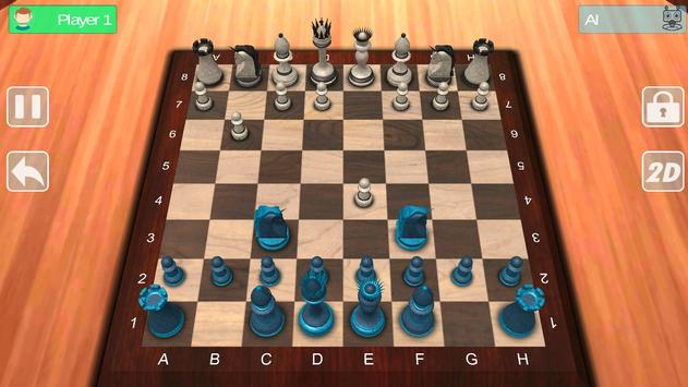 Chess Master 3D Free screenshot 9