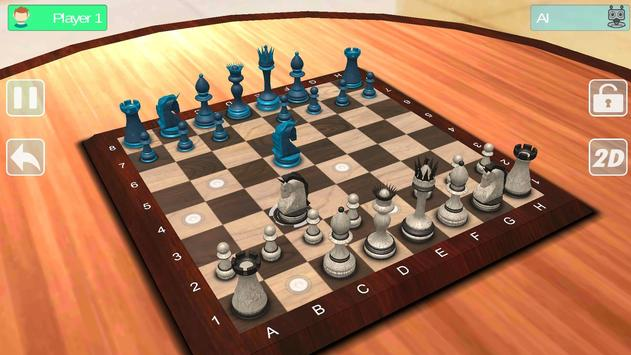 Chess Master 3D Free screenshot 13