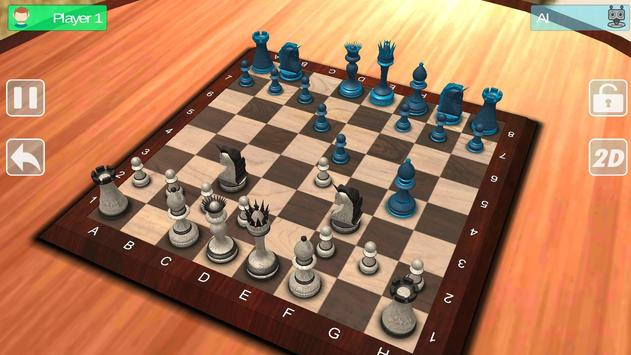 Chess Master 3D Free screenshot 11