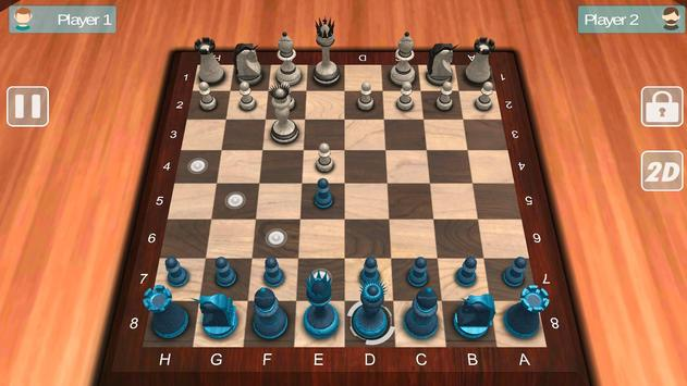 Chess Master 3D Free screenshot 1