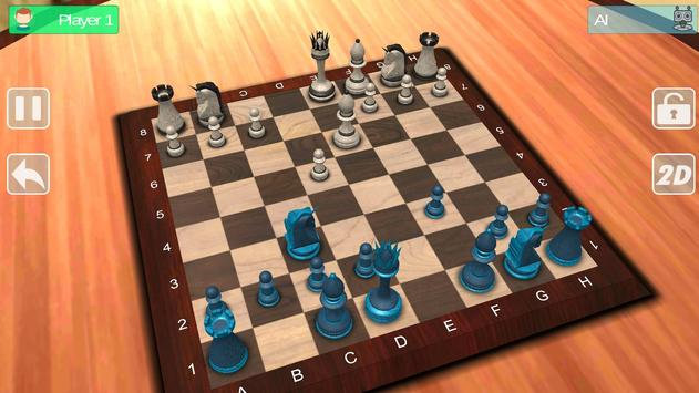 Chess Master 3D Free screenshot 2