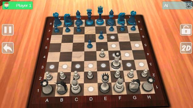 Chess Master 3D Free screenshot 3