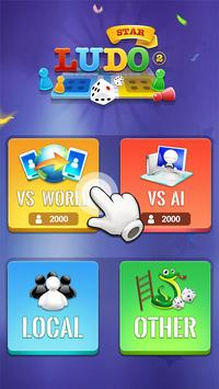 Ludo Star 2-Offline Ludo game,be the king of world poster