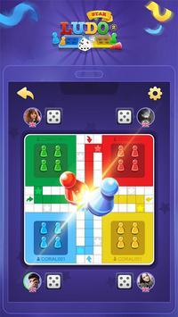 Ludo Star 2-Offline Ludo game,be the king of world screenshot 1