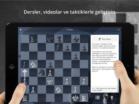 Satranç Ekran Görüntüsü 8