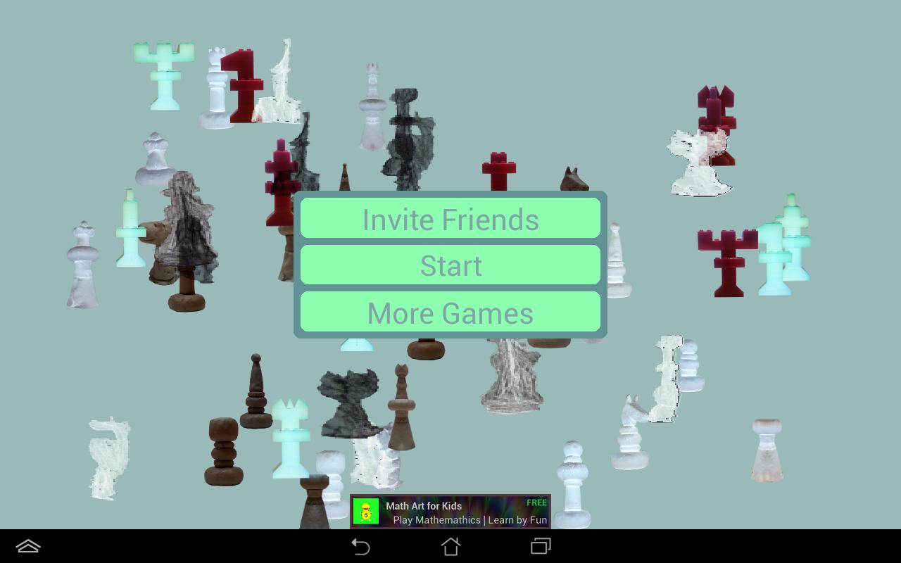 Chess Art for Kids (No Ads) - Bagatur Engine for Android