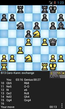 Chess Genius Lite screenshot 1