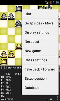 Chess Genius Lite screenshot 2