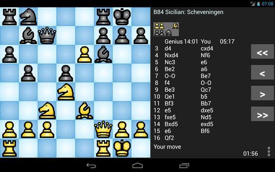 Chess Genius Lite screenshot 3