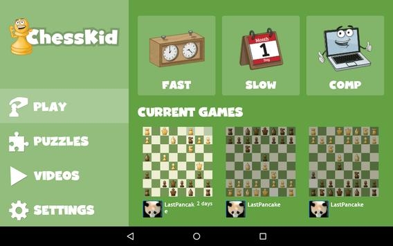 Chess for Kids - Play & Learn screenshot 11