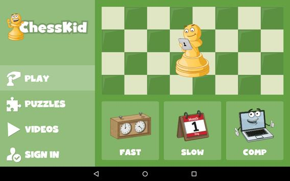 Chess for Kids - Play & Learn screenshot 14