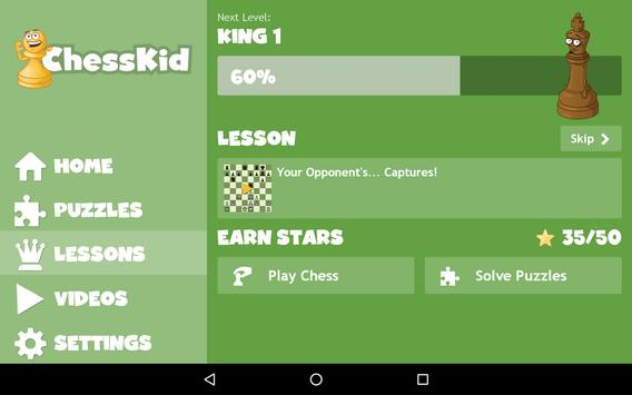 Chess for Kids - Play & Learn screenshot 19