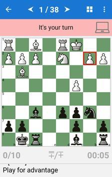 Chess Middlegame I 截圖 1