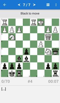 Chess Tactics Art (1400-1600 ELO) ảnh chụp màn hình 2