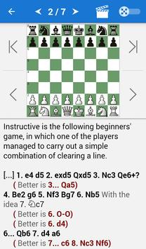 Chess Tactics Art (1400-1600 ELO) ảnh chụp màn hình 3