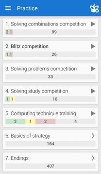 Chess Strategy & Tactics Vol 2 (1800-2200 ELO) ảnh chụp màn hình 4
