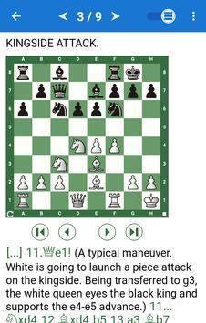 Chess Tactics in Sicilian Defense 1 Plakat