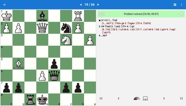 Chess King (Learn Tactics & Solve Puzzles) 스크린샷 8