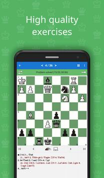 Chess King (Learn Tactics & Solve Puzzles) 포스터