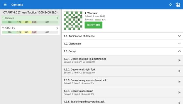 Chess King (Learn Tactics & Solve Puzzles) 스크린샷 14