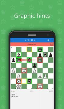 Chess King (Learn Tactics & Solve Puzzles) 스크린샷 2