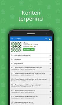 Chess King Tutorial (Problem & Strategi) syot layar 6