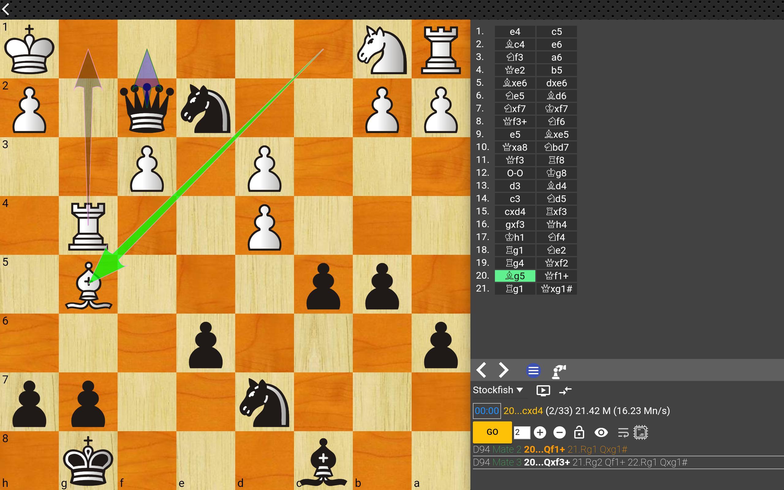 Chess Tempo Train Chess Tactics Play Online Para Android Apk Baixar