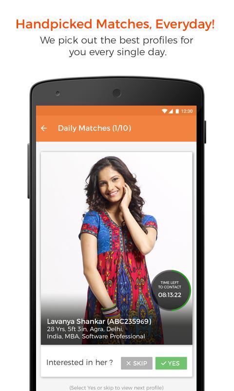 Chettiyar Matrimony App - A TamilMatrimony Group for Android - APK