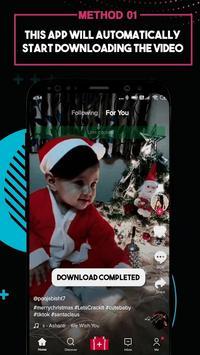 Video Downloader For Tiktok - Without Watermark screenshot 2
