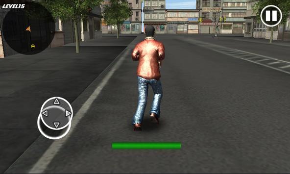 Crazy FireTruck Parking 3D screenshot 2