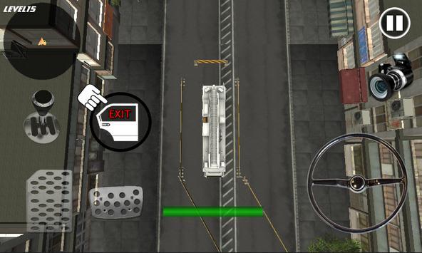 Crazy FireTruck Parking 3D screenshot 3