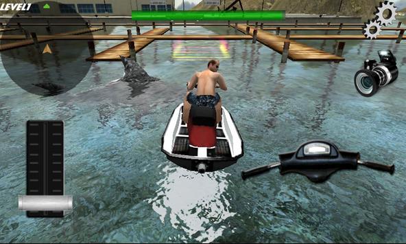 Raft Survival:Shark Attack 3D screenshot 1